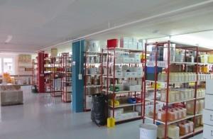Lager Suter Kunststoffe AG